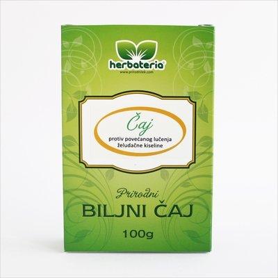Herbateria - Čaj protiv povećanog lučenja želudačne kiseline
