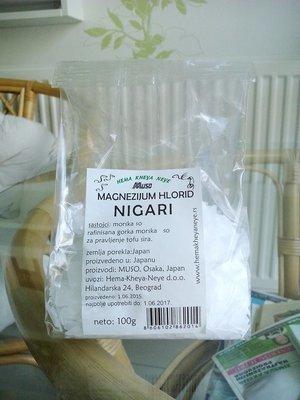 Magnezijum hlorid Nigari 100 g
