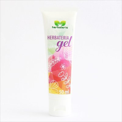 Herbateria - Herbateria gel (za umirenje kože posle sunčanja, uboda insekata...) 50 ml