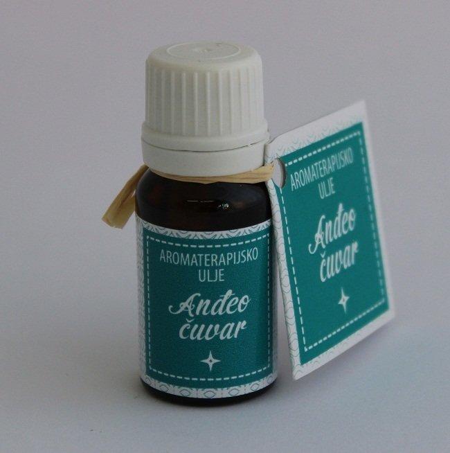 Herbateria - Aromaterapijsko ulje za inhalaciju Anđeo čuvar 10 ml