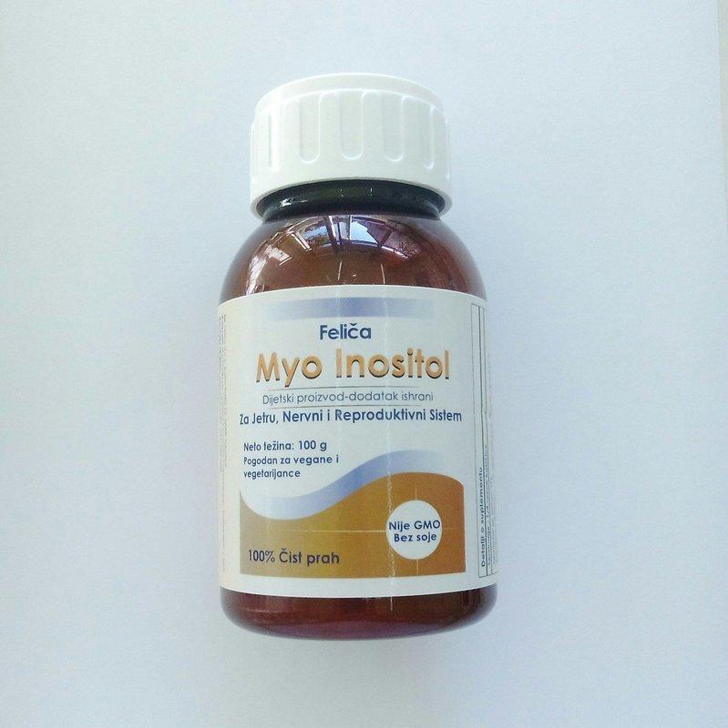 Myo Inositol 100 g