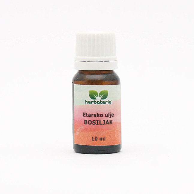 Herbateria - etarsko ulje bosiljak 10 ml