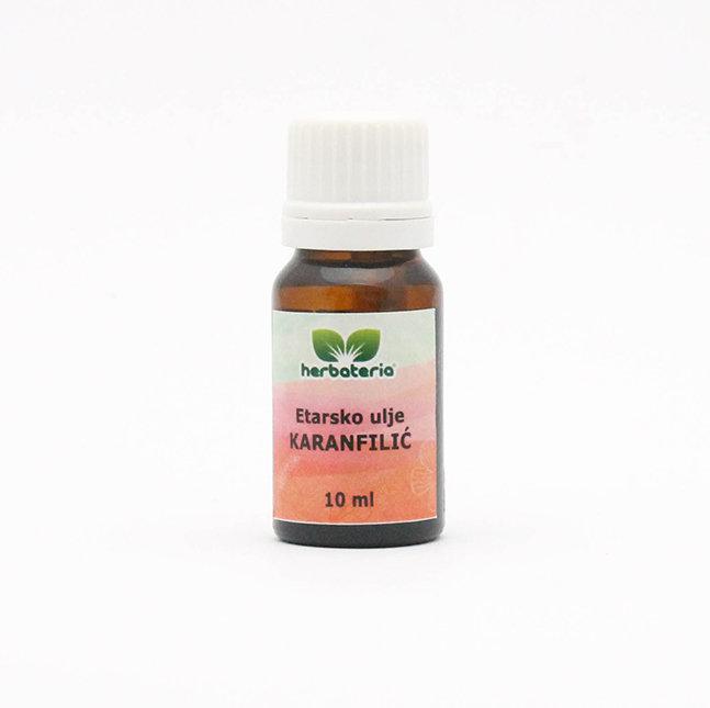 Herbateria - etarsko ulje karanfilić  10 ml