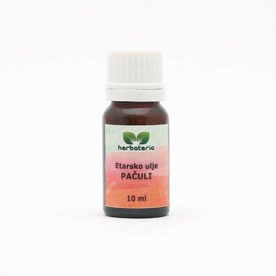 Herbateria - etarsko ulje pačuli 10 ml