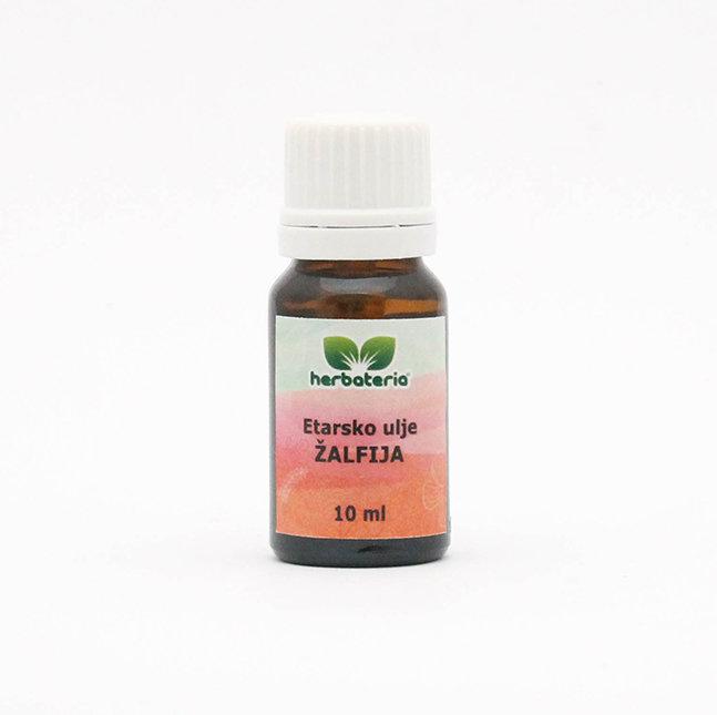 Herbateria - etarsko ulje žalfija 10 ml