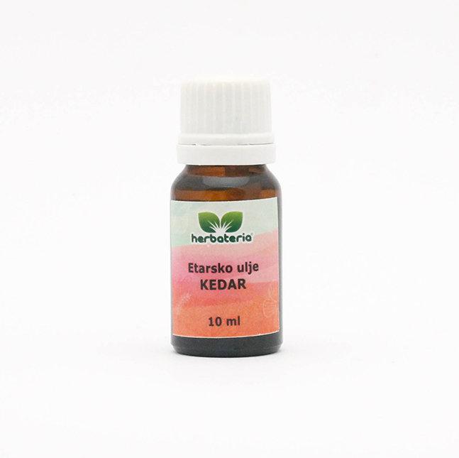Herbateria - etarsko ulje kedar 10 ml
