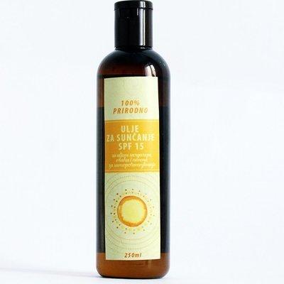 Herbateria - ulje za sunčanje i potamnjivanje 250 ml
