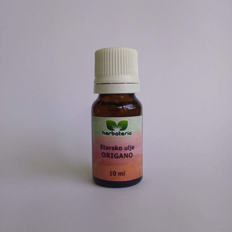 Herbateria - etarsko ulje origano 10 ml
