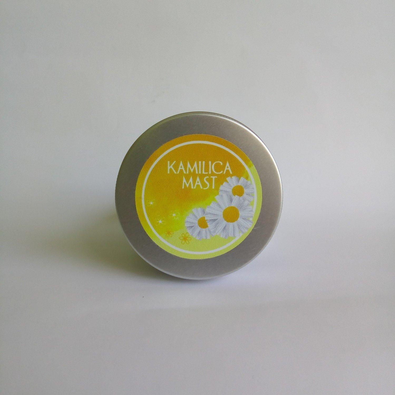 Herbateria - Kamilica mast 50 ml