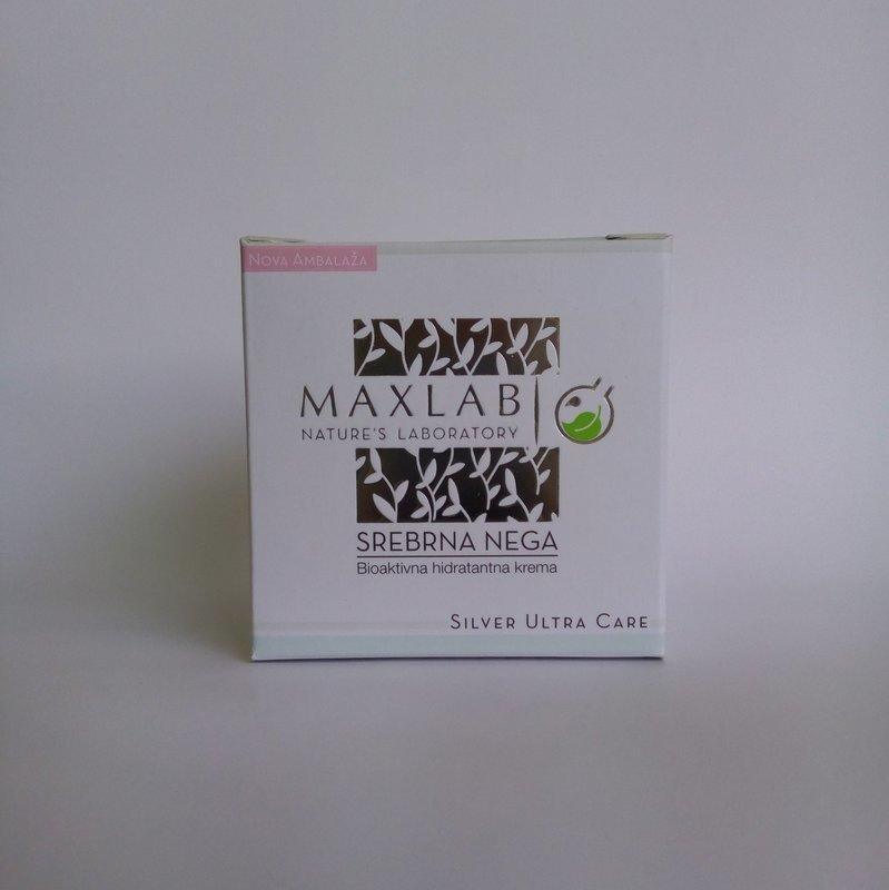 Srebrna krema hidrantna 50 ml Maxlab
