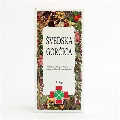 Švedska gorčica - biljna mešavina 110 g