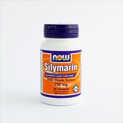NOW Foods - Silymarin za regeneraciju jetre 150 mg (60 kapsula)