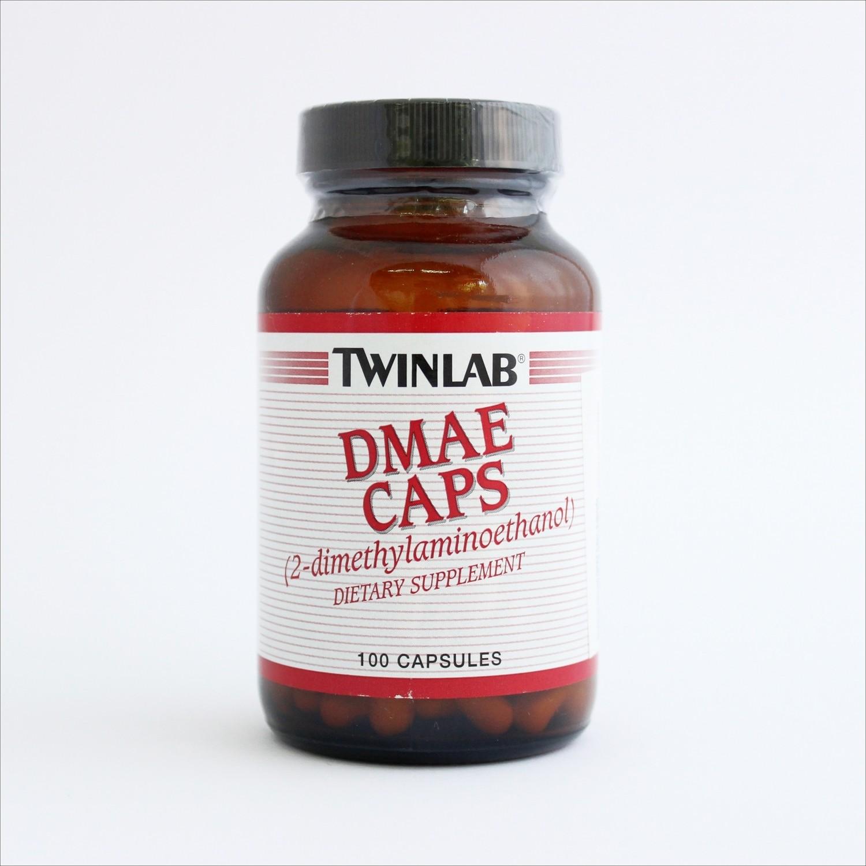 Twinlab DMAE -100 kapsula
