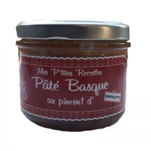 Pasztet baskijski z papryką Espelette