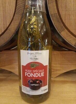 Olej ziołowy do Fondue 1l