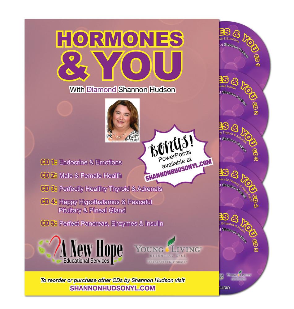 Hormones & You (Digital)