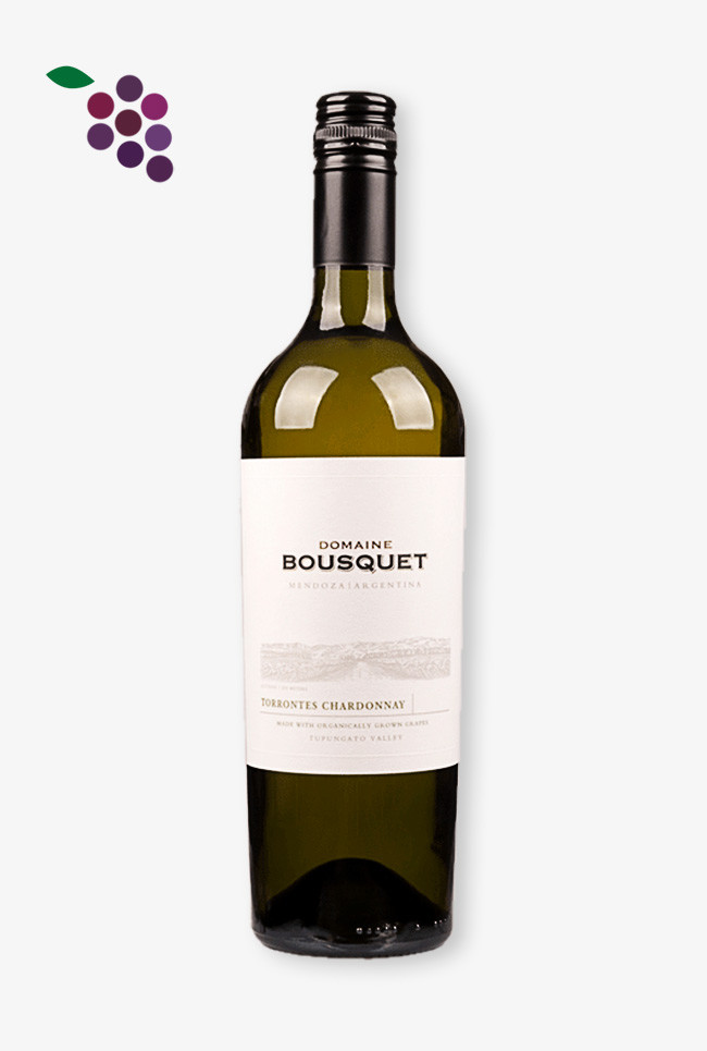 Domaine Bousquet Chardonnay / Torrontes (bio)