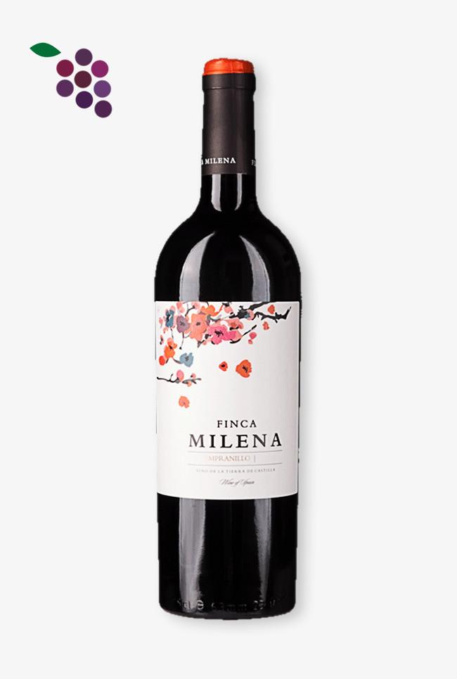 Finca Milena Tempranillo/Shiraz Castilla BIO