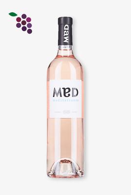 MED Rosé 75cl | 6=5