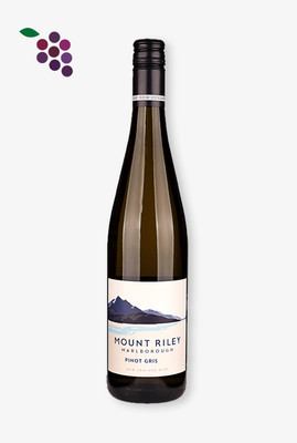 Mount Riley Pinot Gris 75cl