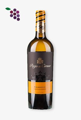 Pago de Cirsus Chardonnay Barrelfermented 75cl