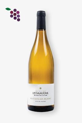 Domaine Gravallon Lathuiliere Beaujolais Blanc Chardonnay