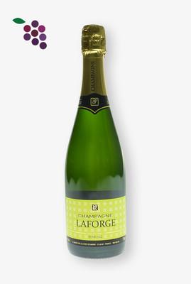Champagne Guy LaForge Demi-Sec