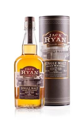 Jack Ryan 12YO Single Malt Irish Whiskey