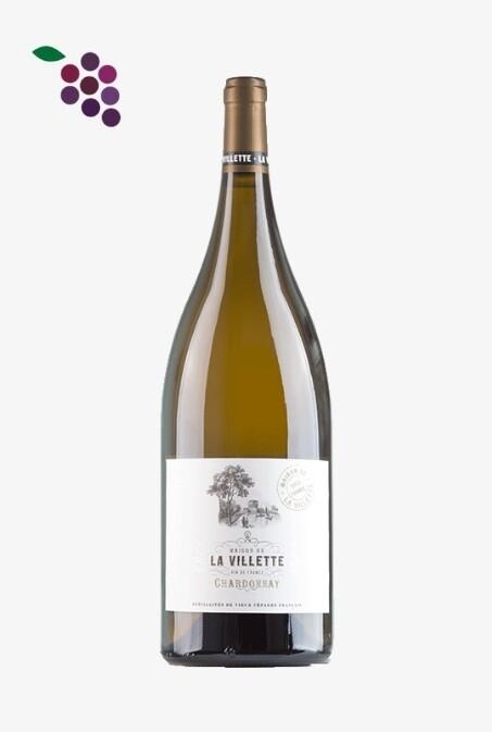La Villette Chardonnay 150 CL