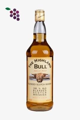 Whisky Highland Bull 100cl