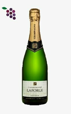 Champagne Guy LaForge Brut Nature (zero dosage)
