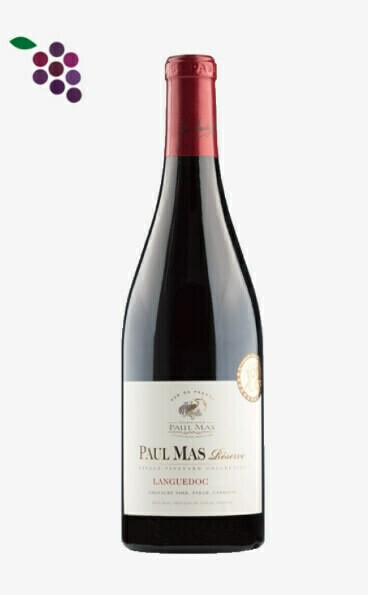 Paul Mas Languedoc Rouge Reserve 75cl