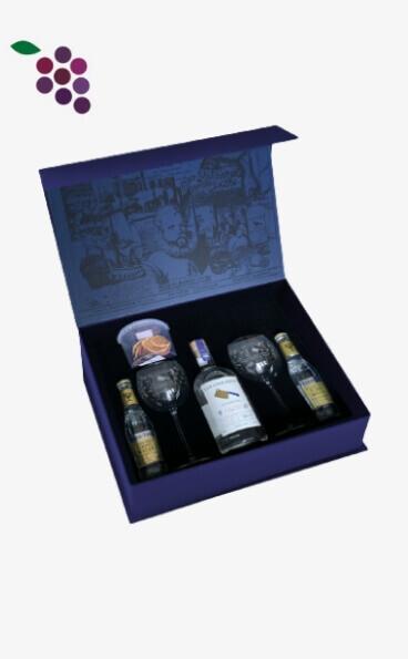 Slagers Gin Pakket | van Linschoten