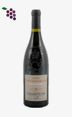 Dom. Tour Saint Michel Chateauneuf du Pape 75cl