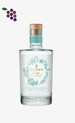 Ceder's Crisp Gin 0,0% 70cl