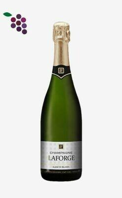 Guy Laforge Champagne Blanc de Blancs 75cl