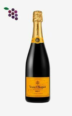 Veuve Clicquot Champagne  Brut 75cl