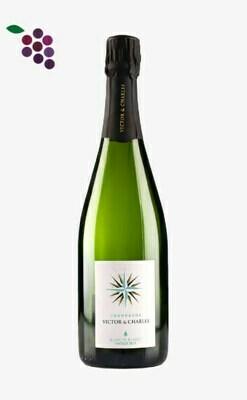 Victor & Charles Champagne  Blanc de Blancs vintage 2011 75cl
