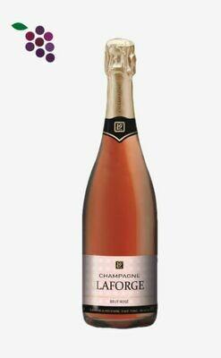 Guy LaForge Champagne Rosé 75cl
