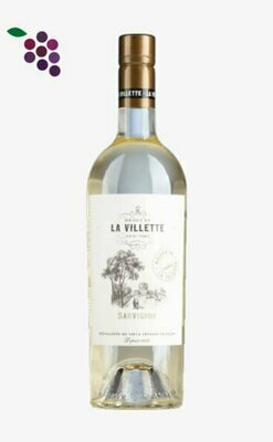 La Villette Sauvignon Blanc 75cl
