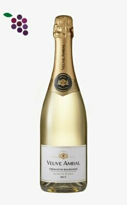 Veuve Ambal Cremant de Bourgogne Blanc des Blancs 75cl