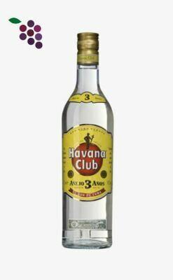 Havana Club Añejo 3 Años 100cl
