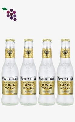 Fever Tree Indian Tonic 4x20cl