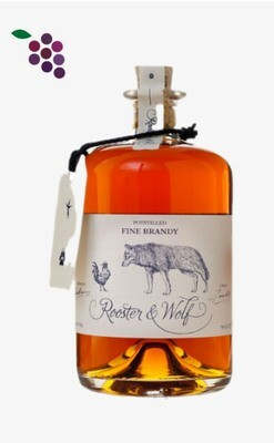 Rooster & Wolf 70cl