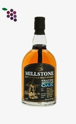 Zuidam Millstone Peated American Oak 70cl
