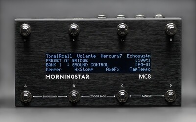 MC8 MIDI Controller