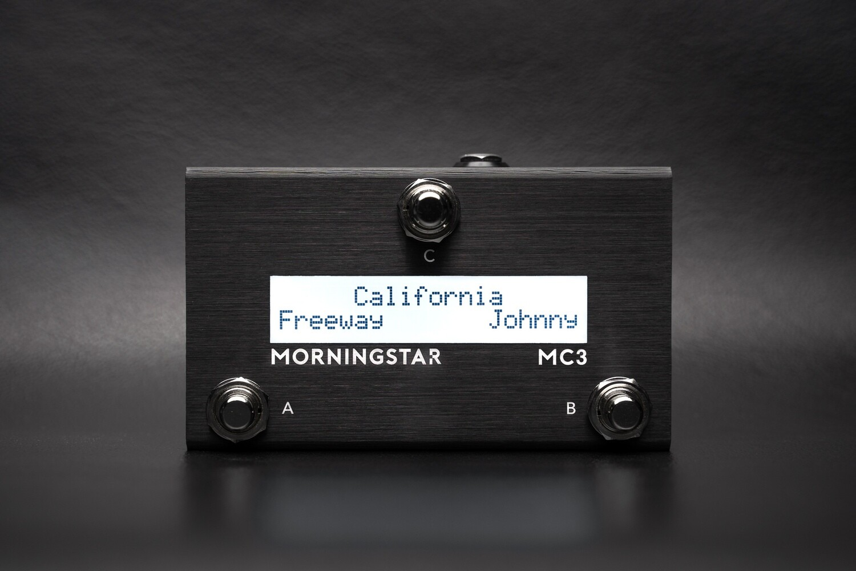 MC3 MIDI Controller
