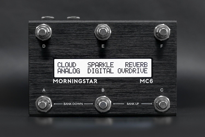 MC6 MkII MIDI Controller
