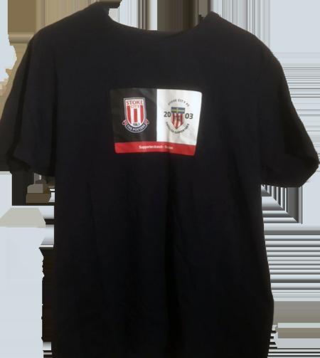 T-shirt Blå - XXL