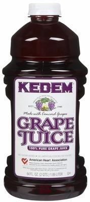 Grape Juice - KEDEM